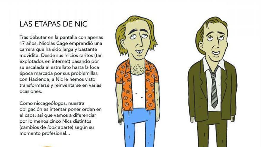 La Biblia de Nicolas Cage