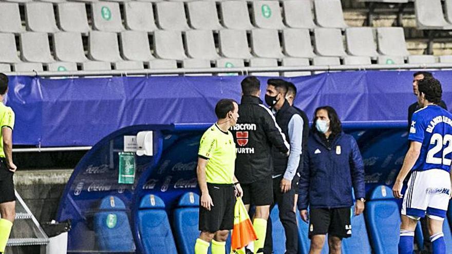 Así se evaporó el sueño del play-off del Oviedo: los puntos de inflexión
