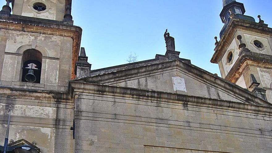 La reforma de la iglesia de la Pola, pendiente de tramitación
