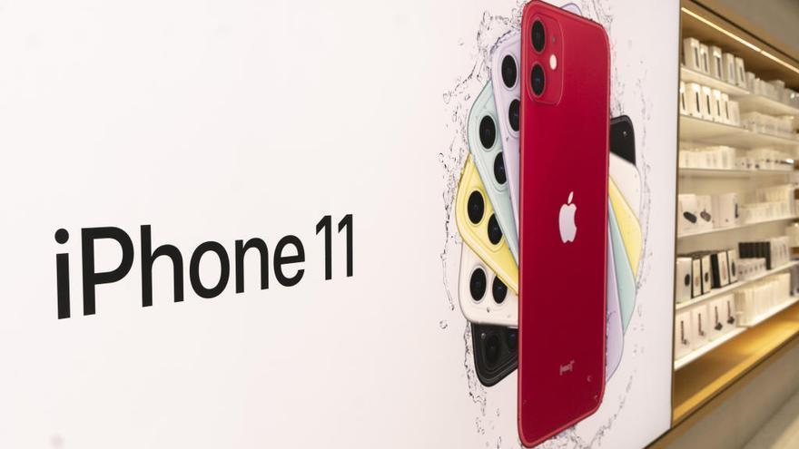 Seis de los 10 'smartphones' más vendidos en 2019 fueron iPhones