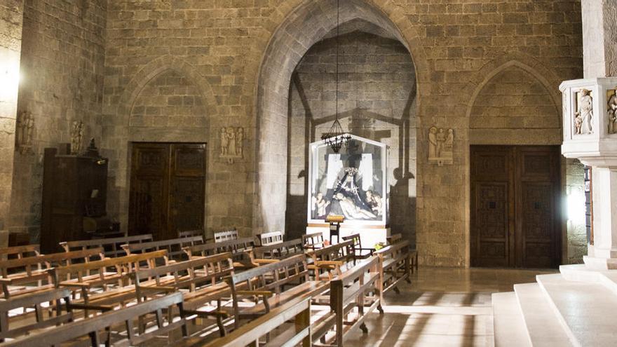 El Bisbat de Girona avança l'horari de la missa del gall