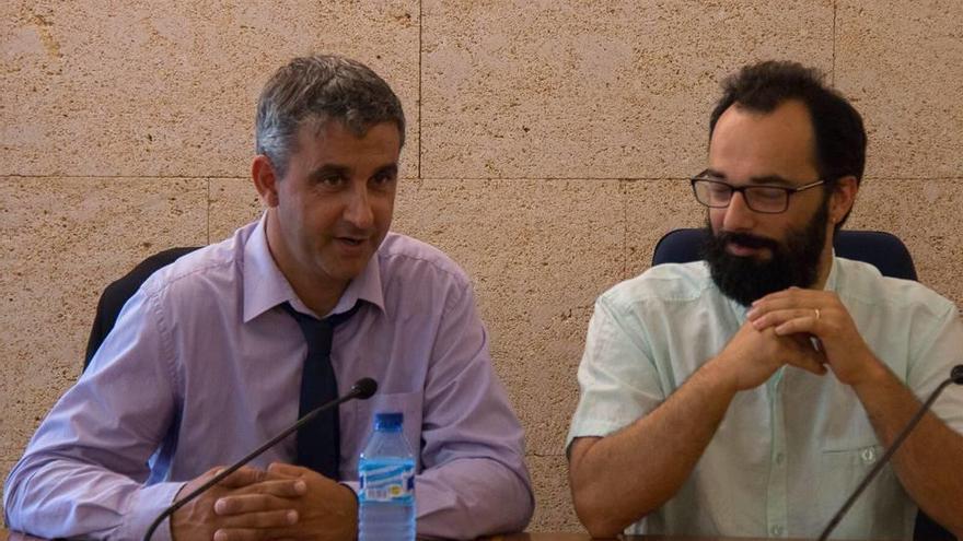 El concejal Palomo deja su acta como edil municipal de Andratx