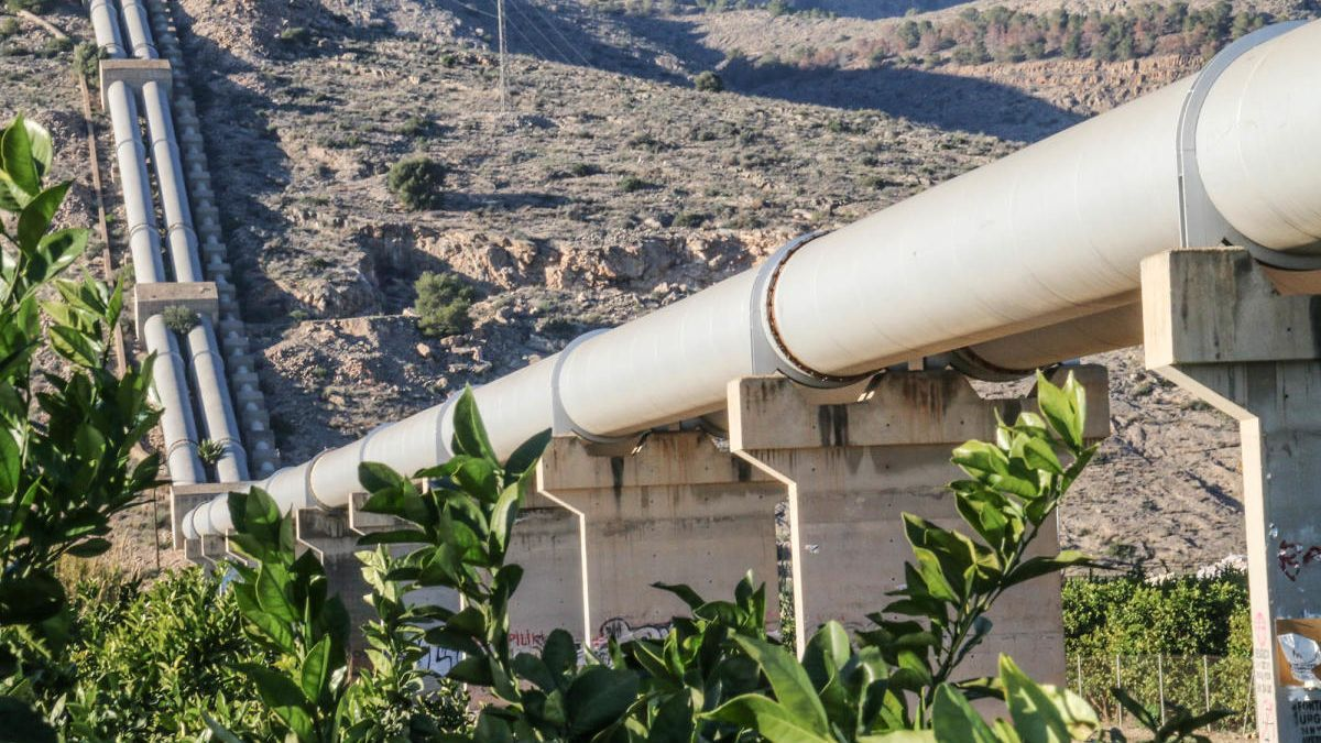 La Diputación exige al Gobierno que no recorte el agua del trasvase del Tajo a la provincia