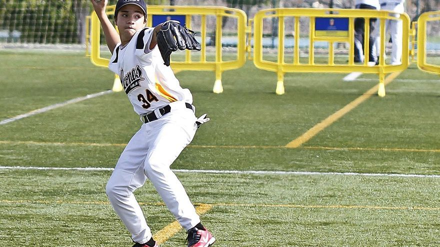El nuevo campo de béisbol permitirá celebrar torneos internacionales