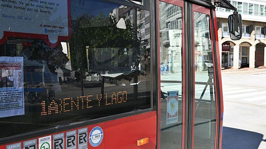 La Xunta supedita que el bus 1-A llegue todo el año a Santa Cristina a que Oleiros cumpla el actual acuerdo