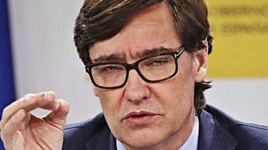 Illa considera que España no necesitará el confinamiento en casa para frenar el virus