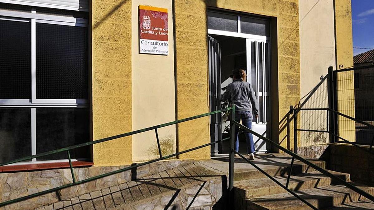 Un consultorio de Atención Primaria en la provincia de Zamora.