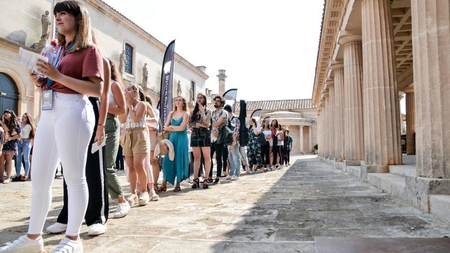 El casting de OT en Palma reúne a más de 400 aspirantes