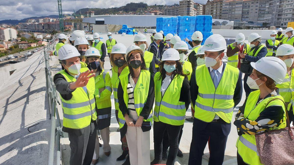Vialia celebra la primera de una larga lista de inauguraciones