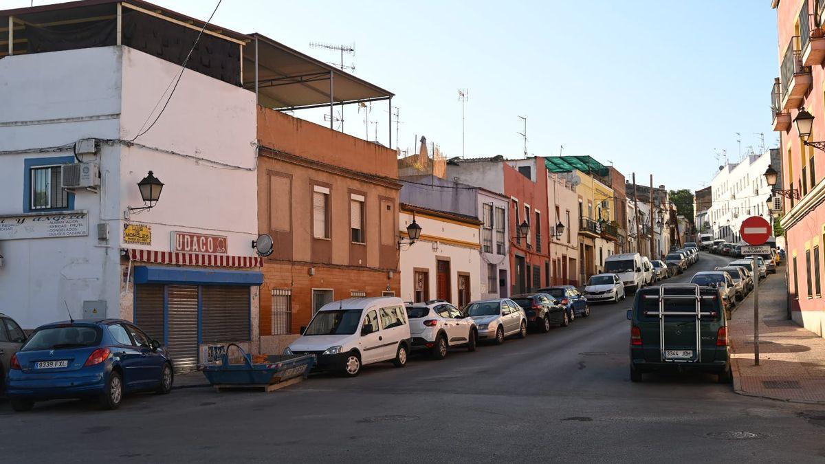 Calle Luis Morales