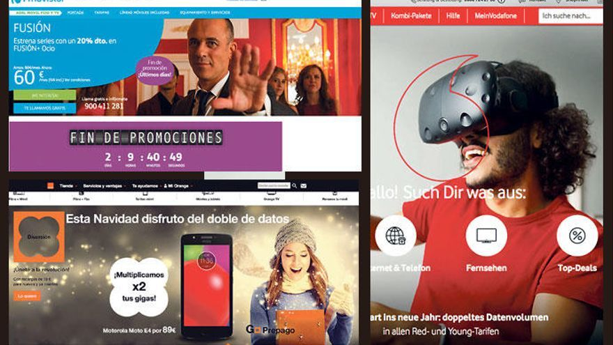 Telefon und Internet auf Mallorca: Die Preisschraube dreht sich