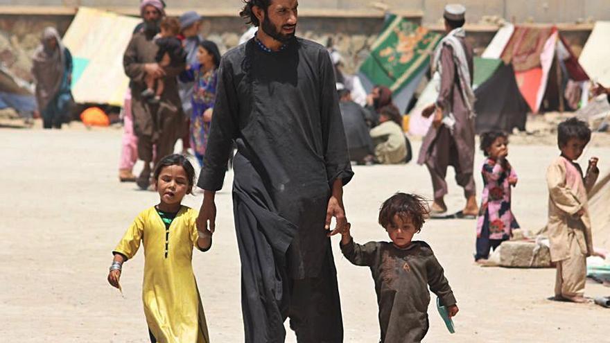 Afganistán para los afganos