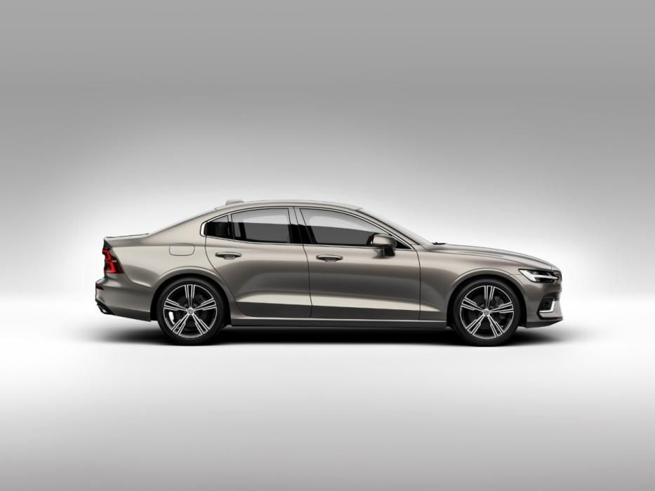 Así es el nuevo Volvo S60 2019