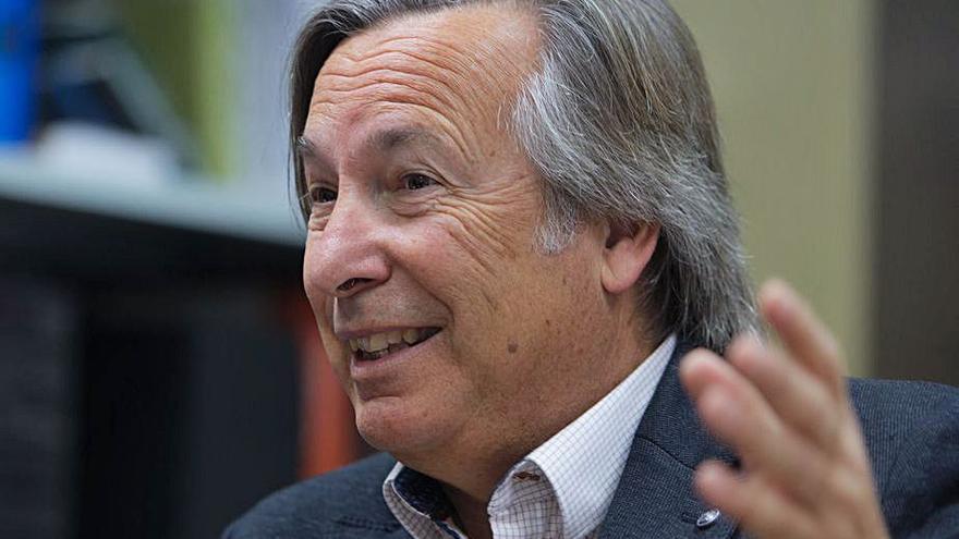Francisco Rovira deja la secretaría de Facpyme al jubilarse de forma anticipada