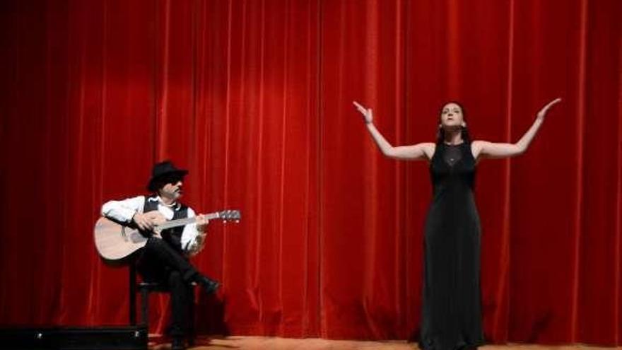 Antía Costas y una obra de Roberto Vidal Bolaño inauguran el Citeamor
