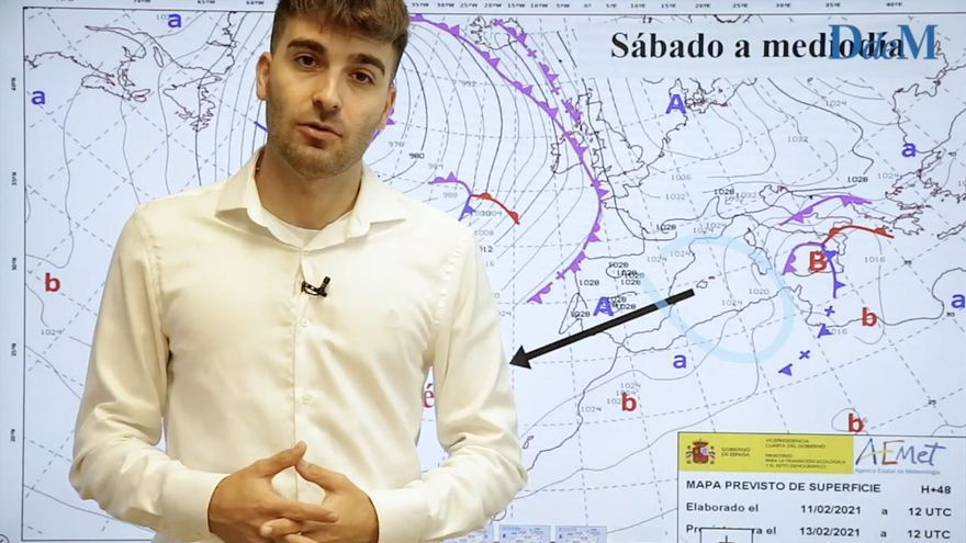 El tiempo en Mallorca del fin de semana: Bajón térmico y cielos encapotados