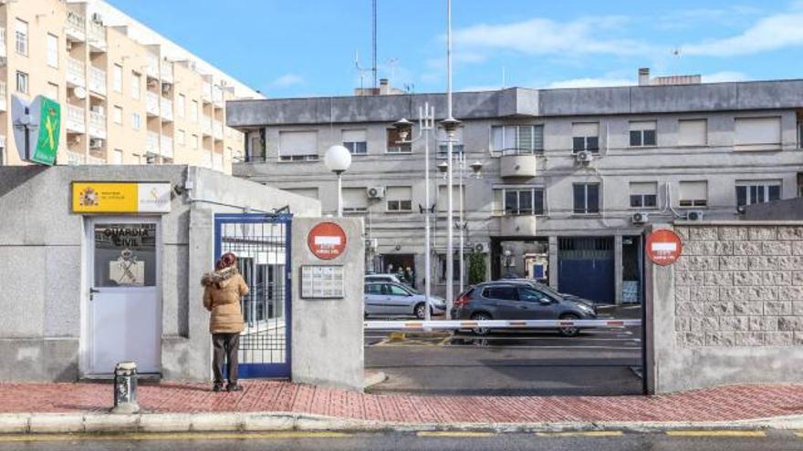 Dos detenidos por asesinar de un disparo en la cabeza a una vecina de Murcia en Torrevieja