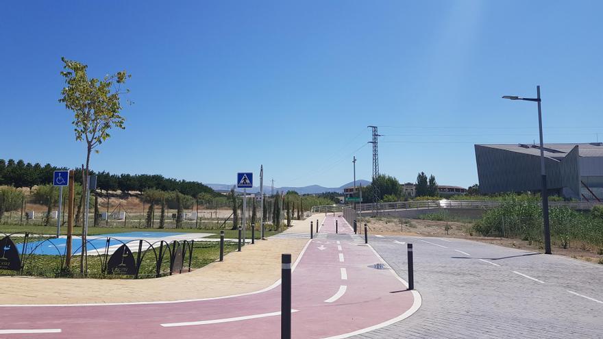 El Ayuntamiento de Lucena saca a licitación la primera fase de construcción del Parque Europa por 1,8 millones de euros