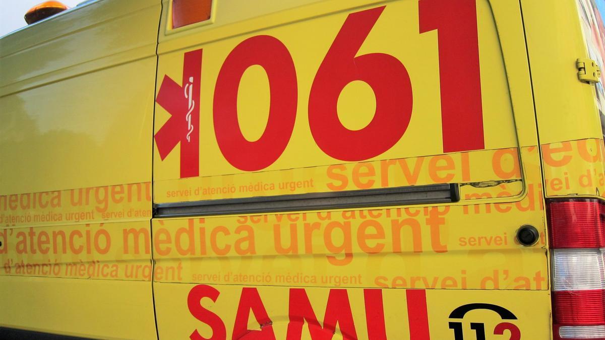 Ambulancia recurso