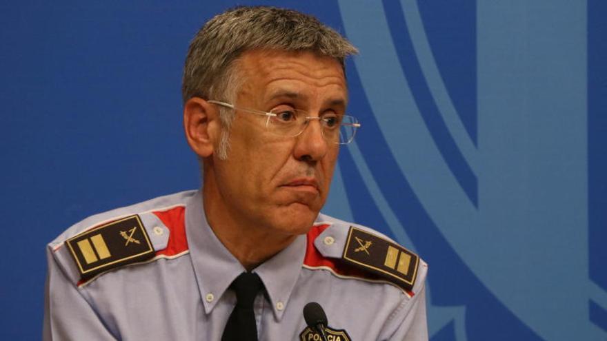 Miquel Esquius serà el cap de la Regió Policial Pirineu Occidental