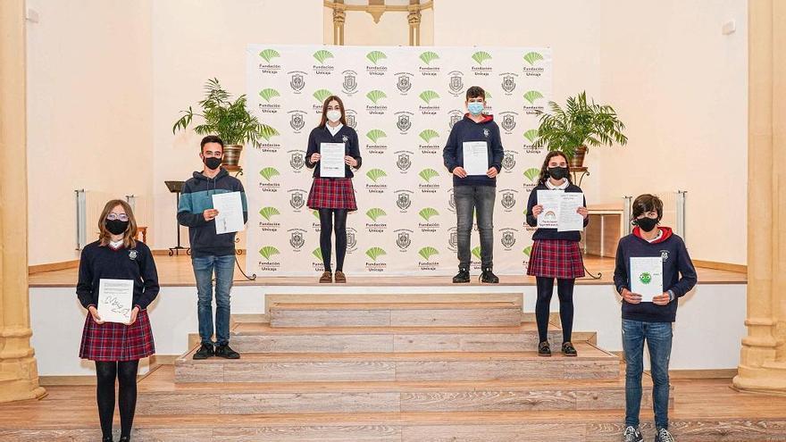 Alumnos del Fernando de los Ríos de Ronda ganan un certamen andaluz sobre Covid