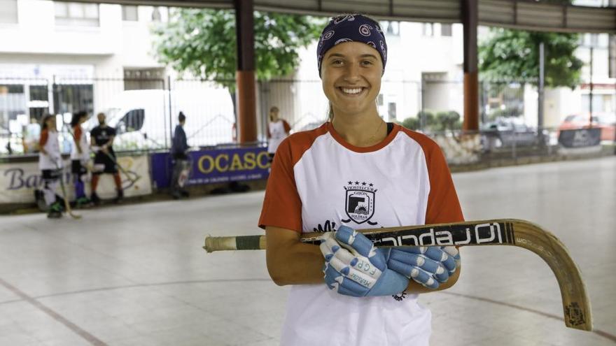 María Sanjurjo, en la lista para el Mundial