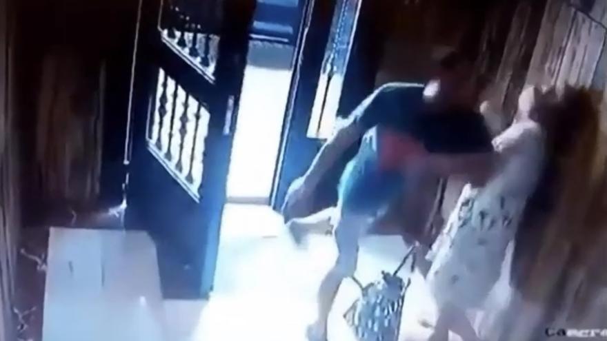 Condena por una brutal agresión a una anciana en València