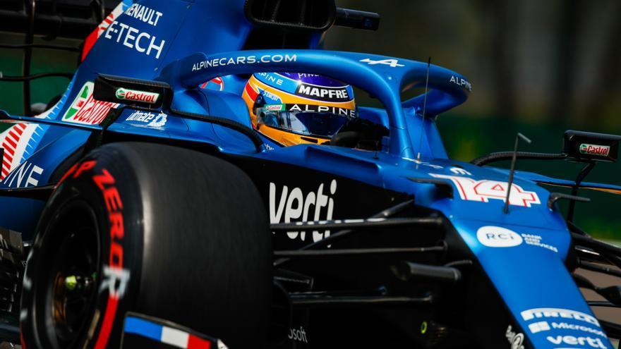Así queda la parrilla de salida de F1 para el GP de Emilia Romaña