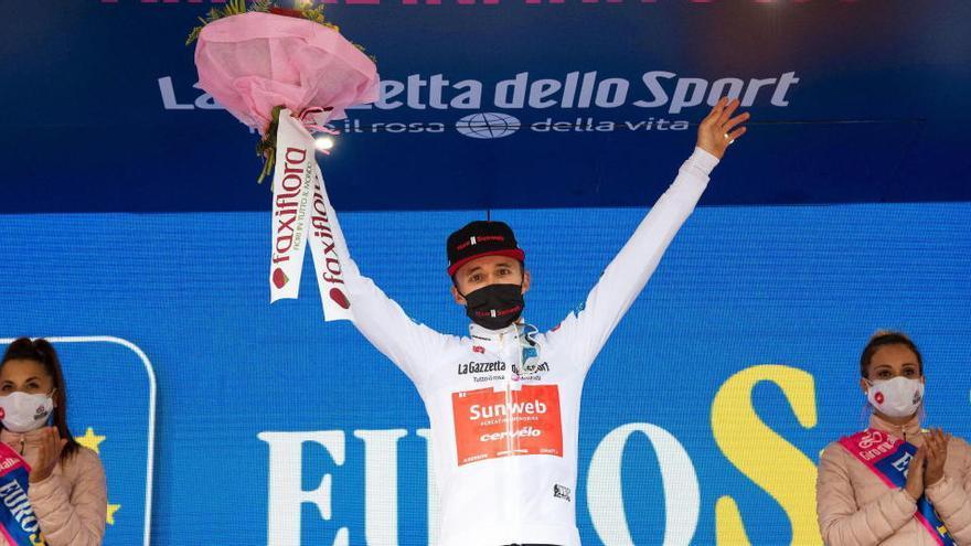Ganador de la etapa 18 del Giro de Italia: Jai Hindley