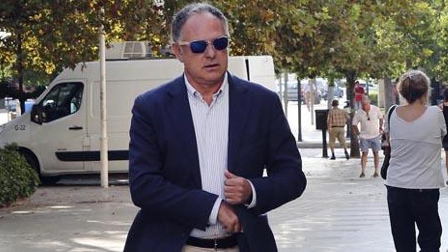 El exjefe de gabinete de Rus fracasa al intentar invalidar las grabaciones de Benavent