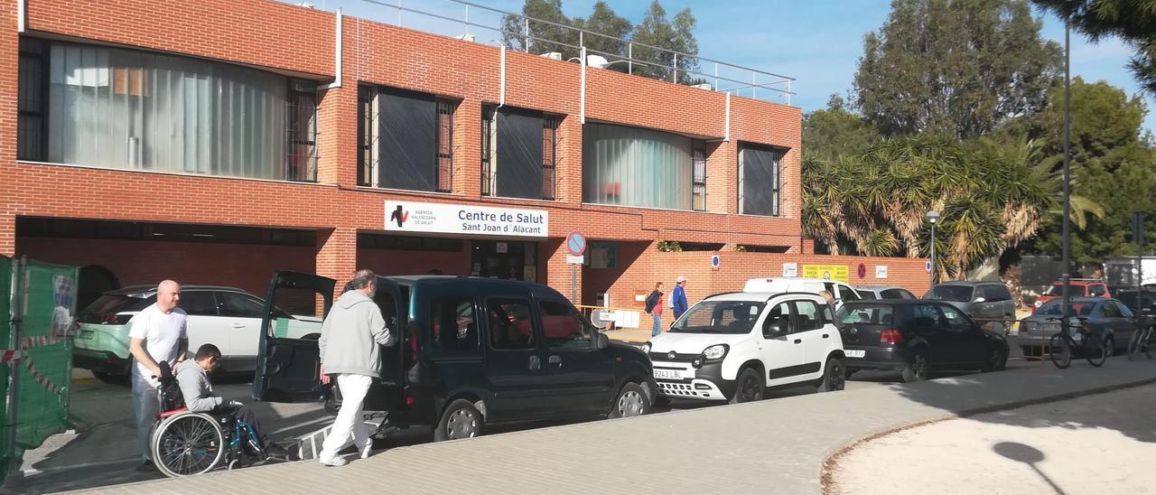 El centro de salud de Sant Joan, en una imagen de archivo