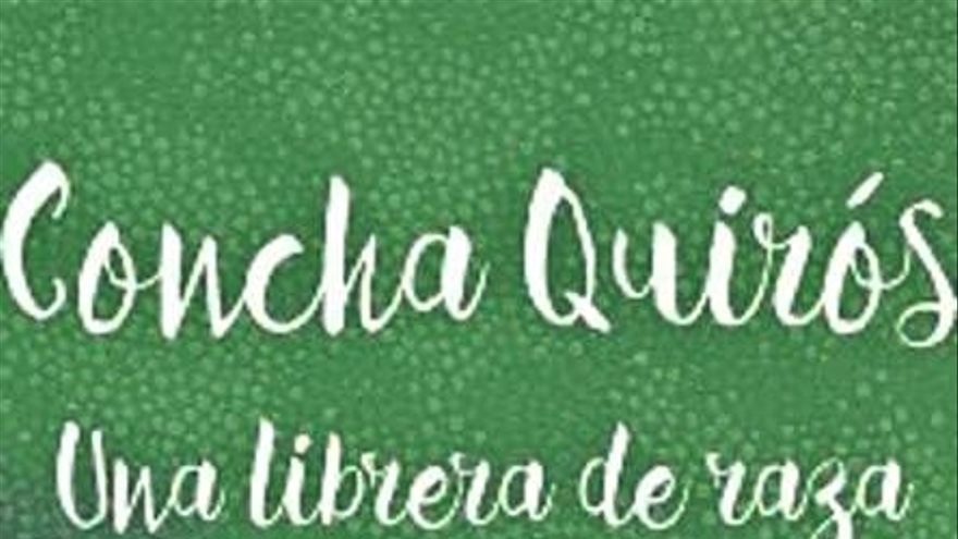 """Cervantes ya vende el libro de su """"librera de raza"""", el último regalo a Concha Quirós"""