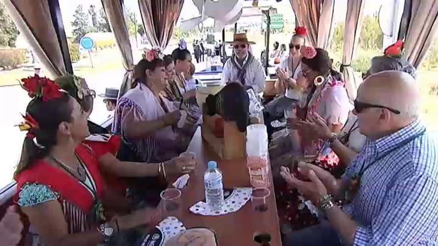 Seis mil agentes para acompañar a los romeros