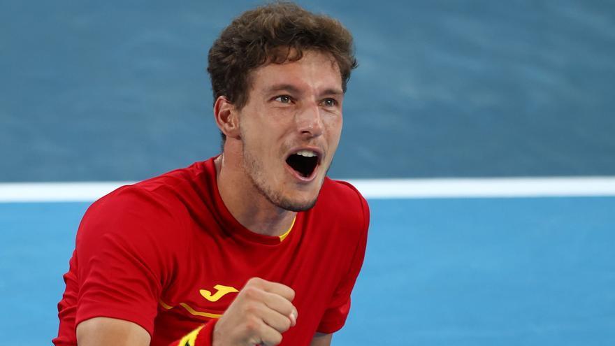 Carreño supera a Djokovic y consigue el bronce para España