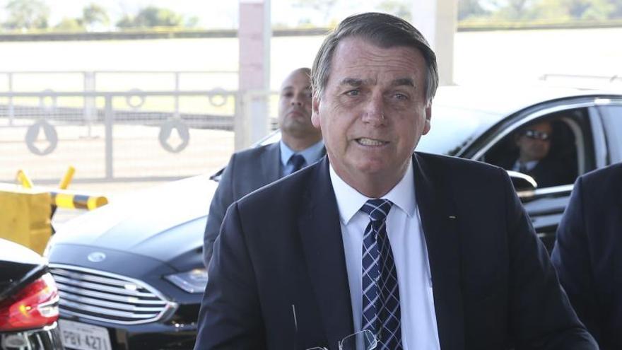 Bolsonaro rechaza la ayuda del G7 para combatir los incendios en la Amazonia