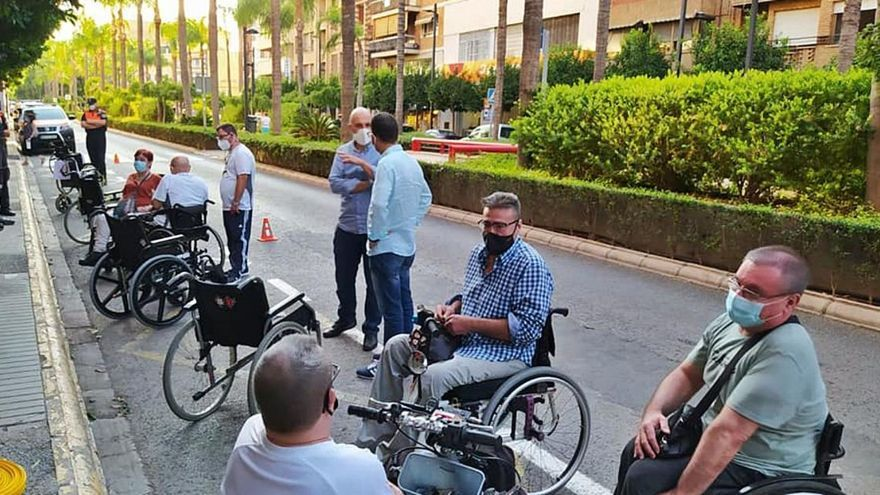"""Los colectivos advierten que """"queda mucho por hacer"""" en accesibilidad"""