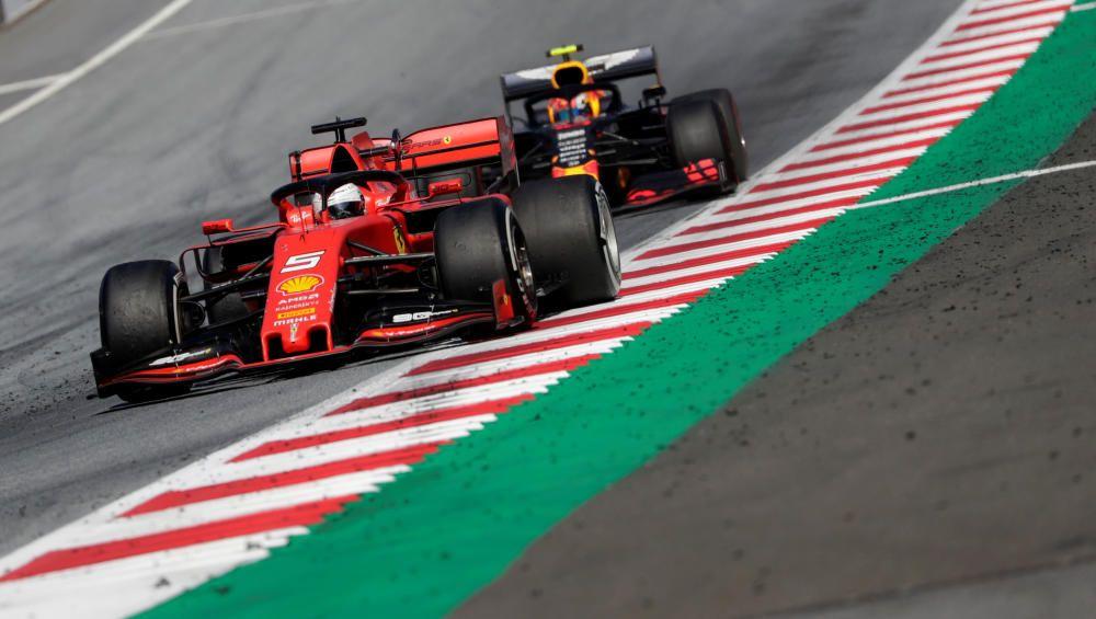 Gran Premio de Austria de Fórmula 1