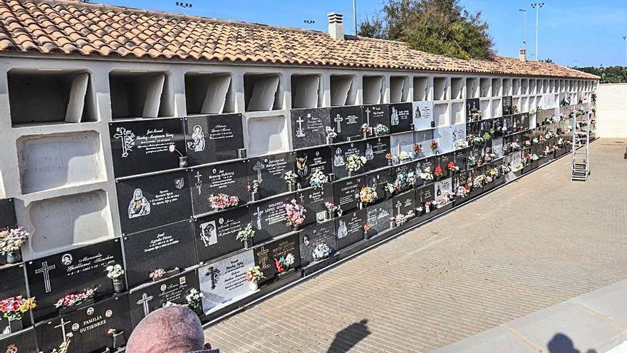 Torrevieja ampliará el cementerio con 460 nichos