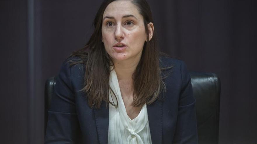 """Elisa Valía: """"Lo grave del fraude de la EMT es que se prolongó demasiados días"""""""