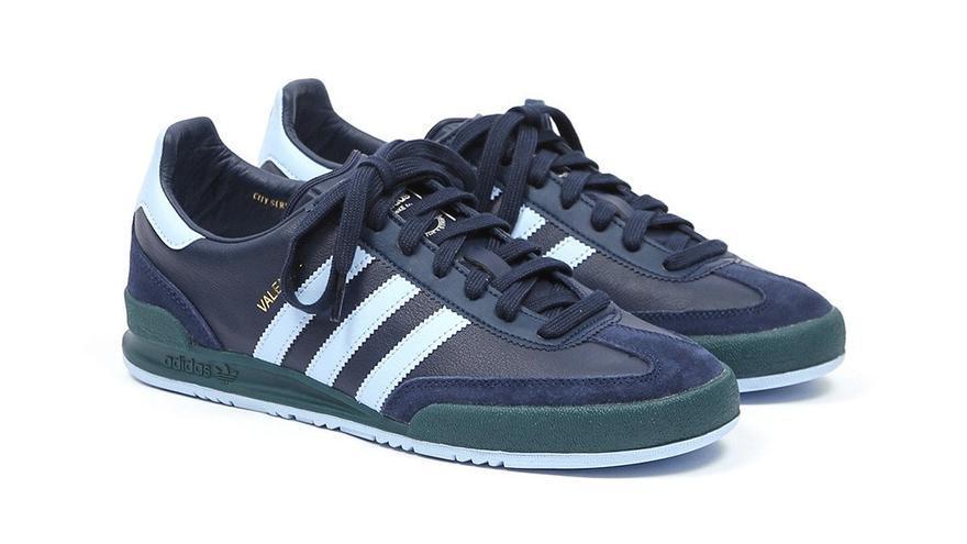 Adidas lanza sus nuevas zapatillas modelo Valencia