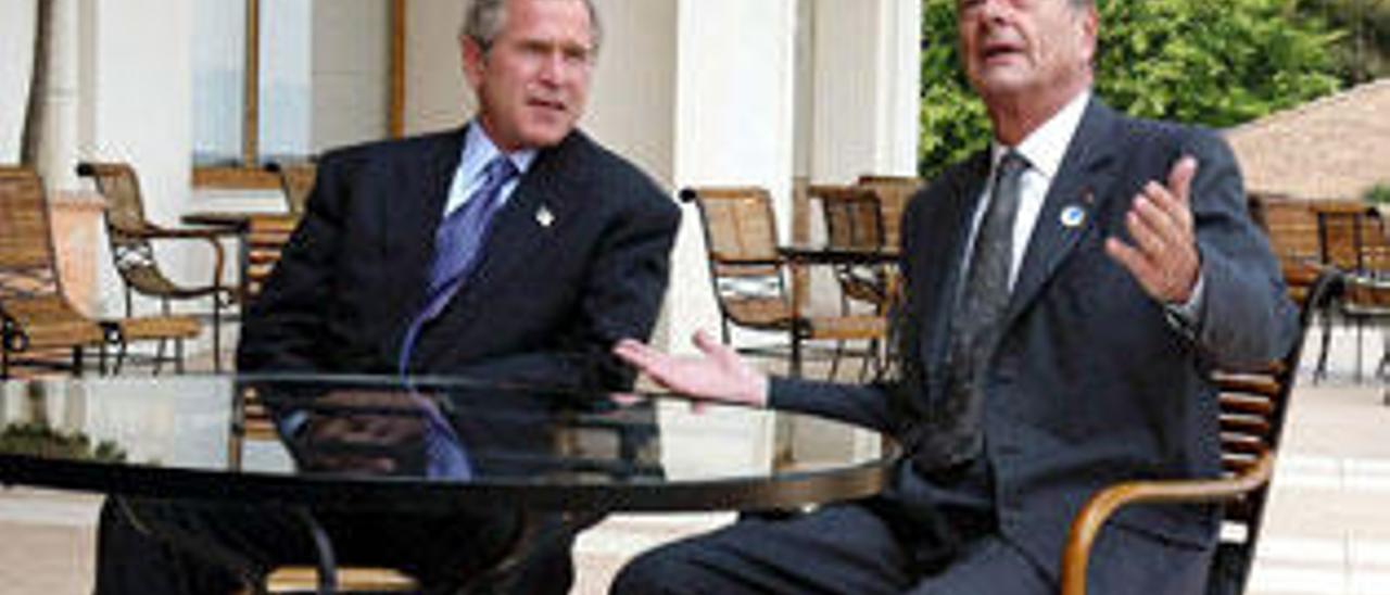 Un conflicto que separó a Europa y Estados Unidos