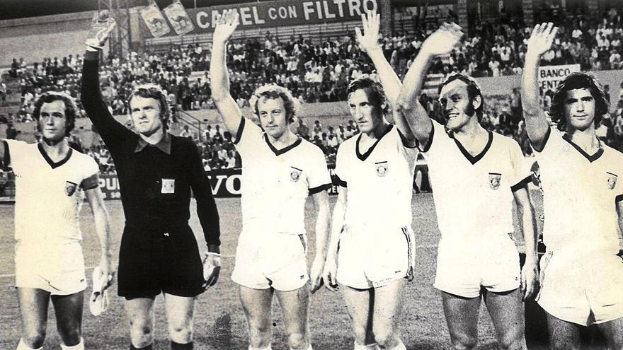 Gerd Müller en Gran Canaria: del gol en el Insular a Patalavaca