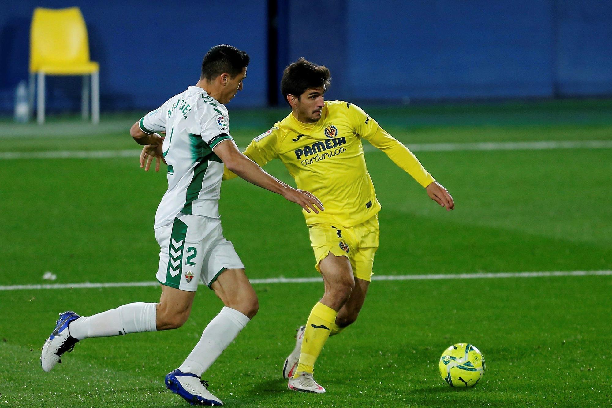 Villarreal - Elche: las imágenes del partido