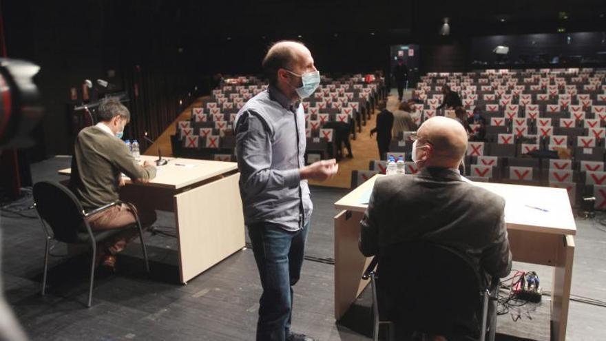 Jácome busca acuerdos con la oposición para renovar Ourense con 62 millones de euros