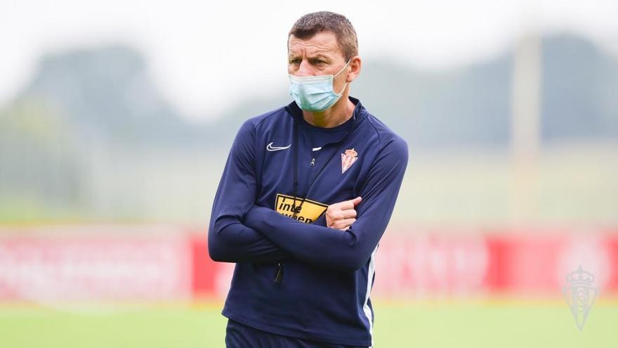 """Djukic: """"Como veo que se buscan culpables, asumo la responsabilidad del derbi"""""""