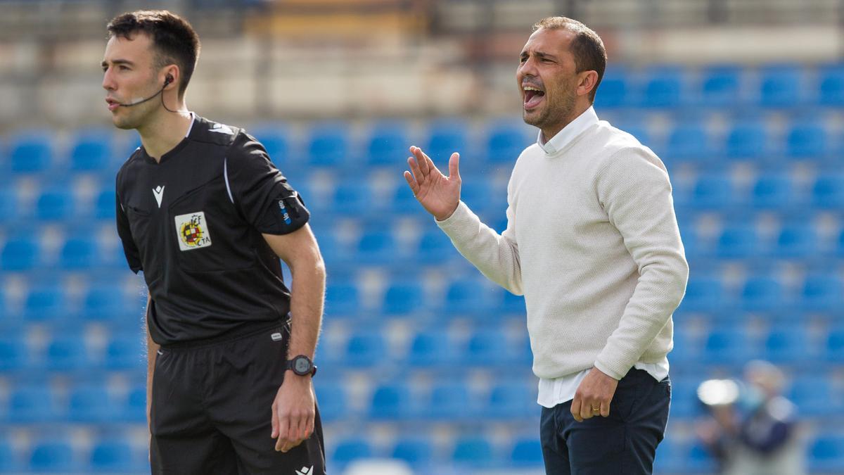 Hércules - Valencia Mestalla, las imágenes del partido