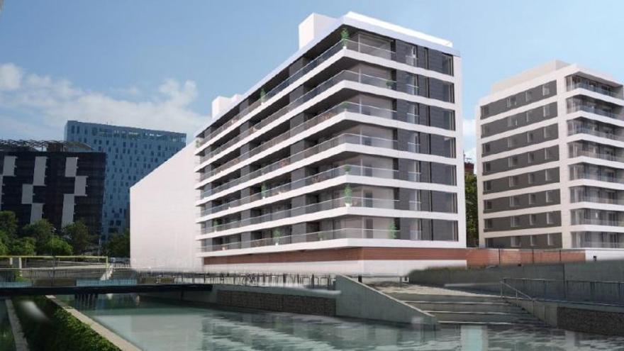 La Sareb lanza su propia promotora, que construirá 200 viviendas en Alicante