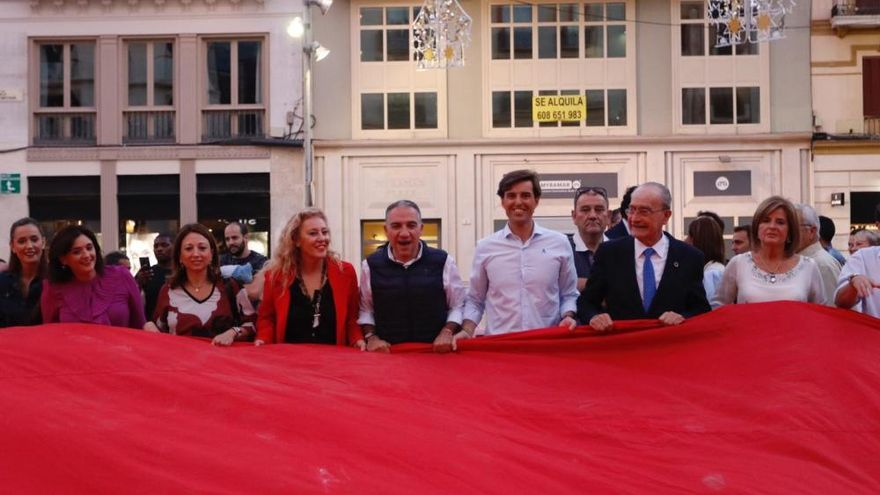 Comienza la campaña electoral del 10-N en Málaga