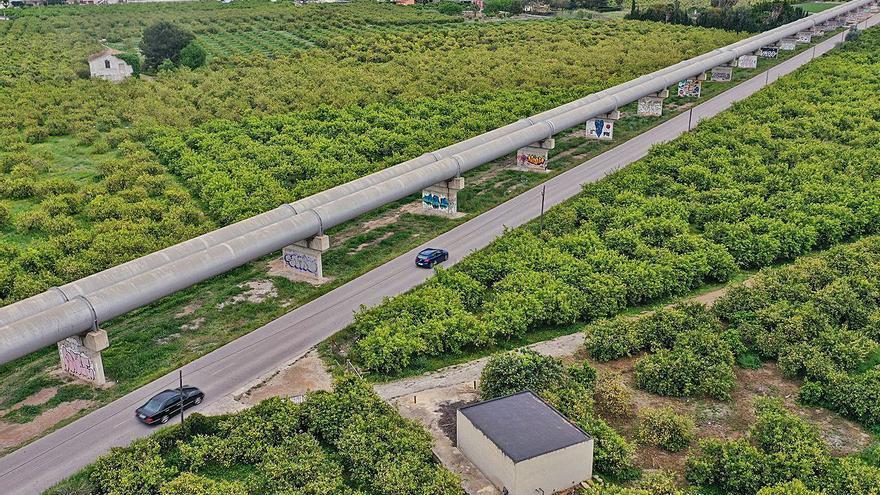 La provincia de Alicante pierde un 28% de su regadío mientras crece un 53% en Castilla-La Mancha