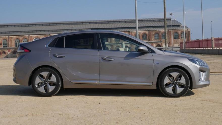 Vídeo: probamos el nuevo Hyundai Ioniq 2020